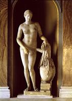 Афродита Книдская. Пракситель. Ок. 350 г. до н.э.