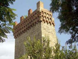 Феодосия. Башня Константина