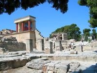 Кносский дворец. Крит