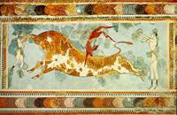 Настенная роспись (дворец Лабиринт)