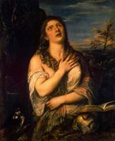 Кающаяся Мария Магдалина (Тициан. 1565)