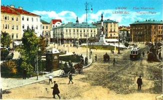 Лемберг (Львов) 1915 г.