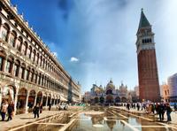 Кампанила Сен Марко. Венеция
