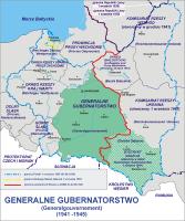 Дистрикт Галиция в Генерал-губернаторстве в 1941—1945 гг.