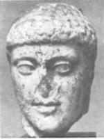 Гармодий. Фрагнмент. Критий и Несиот. 470-е гг. до н.э.