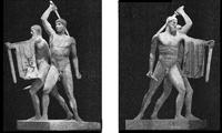 Тираноубийцы Гармодий и Аристогитон (Критий и Несиот. 470-е гг. до н.э)