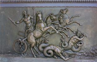 Зевс и дети Тифона