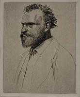 Портрет Эдуарда Мане (погрудный портрет, Э. Дега)