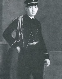 Портрет Ашиля Дега (Э. Дега, 1855 г.)