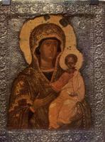 Богоматерь Одигитрия (Икона, XIV в.)