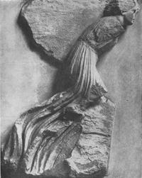 Скопас (Фрагмент фриза Галикарнасского мавзолея. IV в. до н.э.)