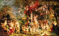 Празднество Венеры (Питер Пауль Рубенс, около 1635 гг.)
