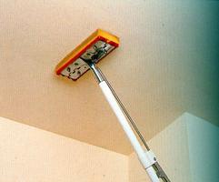 Размывка потолка