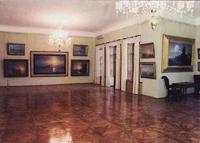 Картинная галерея. выставочный зал