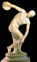 Дискобол. Мирон. 450 г. до н.э.