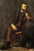 Гюстав Моро (Э. Дега, 1860-18668 гг.)