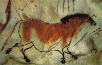 Наскальная живопись (Пещера Ласко. Франция)