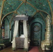 Балдахин в Теремном дворце Московского Кремля (17 в.)