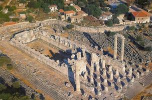 Храм Аполлона в Дидимах, IV в. до н.э., Греция