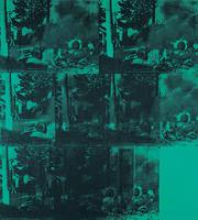 Зеленая автокатастрофа (Э. Уорхол 1963 г.)