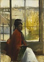 Элис Виллет (Э. Дега, 1872 г.)