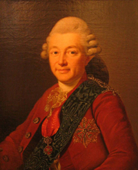 Александр Сергеевич Строганов (1733 - 1811)