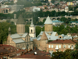 Тбилиси. Грузия.