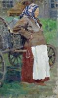 Пермская баба (Авилов М.И. 1918)