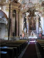 Церковная капелла (Людвиксимбург, Германия)