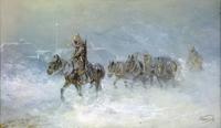 Ямская служба и конвойная служба в степи (Каразин Н.Н.)