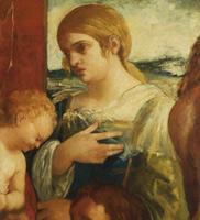 Святое семейство (Э. Дега, 1866-1867 гг.)