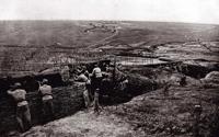 Австрийские траншеи в Галиции (1914 г.)