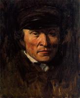 Жером Оттоз (Э. Дега, 1875-1877 гг.)