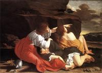 Лот и его дочери (Джентилески, 1621 г.)