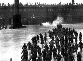 Штурм Зимнего Дворца в 1917 году