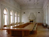 Белый Парадный Зал (Ливадийский дворец)
