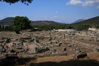 Святилище бога врачевания Асклепия в Эпидавре