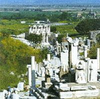 Античный город Афродисия (Измир)
