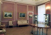 Экспозиция Тверской областной картинной галереи