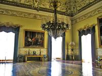 Интерьер музея Каподимонте