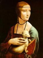 Дама с горностаем (1485 г.)