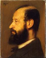 Жозеф Анри Альтес (Э. Дега, 1868 г.)