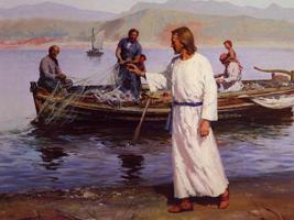 Призвание рыбаков. Гарри Андерсон
