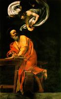Святой Матфей и ангел (Караваджо)