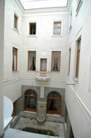 Арабский дворик Ливадийского дворца