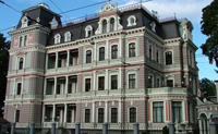 Здание в югендстиле