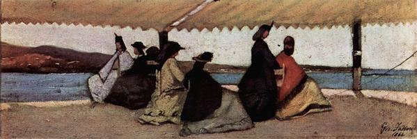 Ротонда Пальмьери (Джованни Фаттори, 1866)