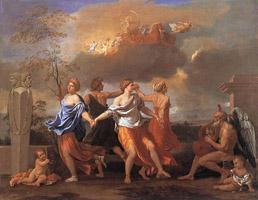 Никола Пуссен. Танец человеческой жизни