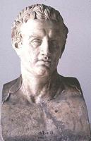 Бюст Пролемея II Филадельфа