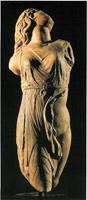 Скопас. Менада. Середина IV в. до н.э. Римская копия с греческого оригинала. Дрезден. Альбертинум